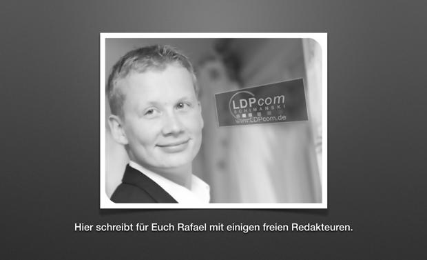 Über uns die BHIS! Bad Homburger Infoshow