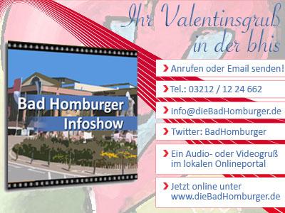 Daten für Ihren Valentinstag 2010