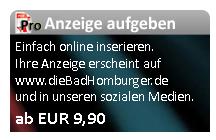 Anzeige Immobiliensuche mit Proleistung für 9,90 EUR