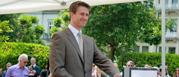 Unternehmer Stefan Quandt