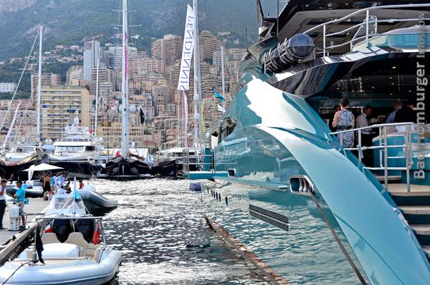 BMW bei der Monaco Yacht Show, Bild 03