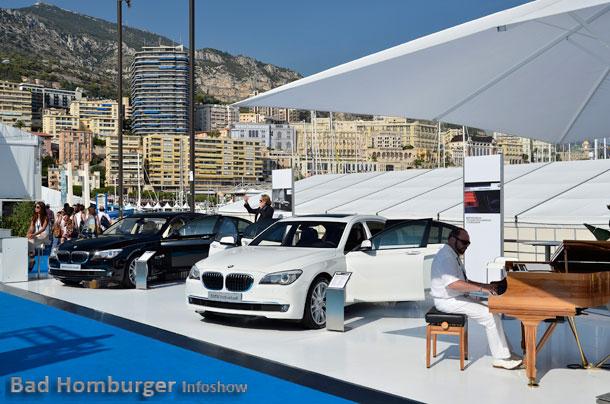 BMW bei der Monaco Yacht Show, Bild 02