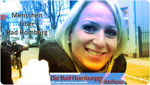 #V025 Aus Düsseldorf - Menschen Über Bad Homburg