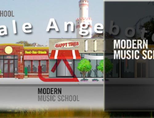 MODERN MUSIC SCHOOL – Deine Musikschule für Rock und Pop