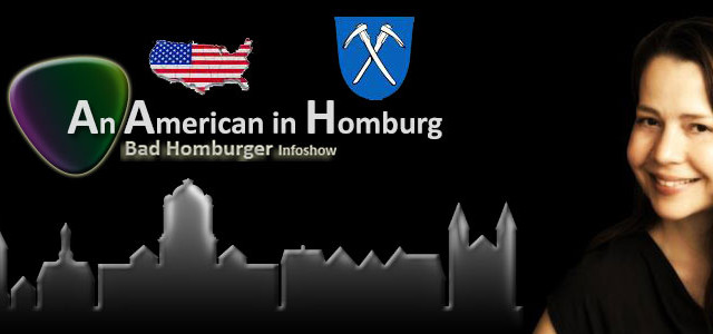 This town, Bad Homburg, is my town. It's where I feel at last at home, a foreign emotion for me – a foreigner to this place, I feel adopted. I...