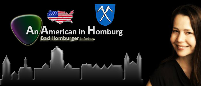 An American in Homburg