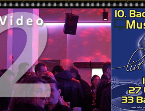 #V032 Teaser und Beitrag zur 10. Bad Homburger Musiknacht