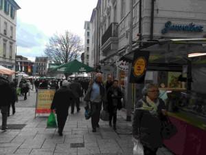 Market Day in Homburg