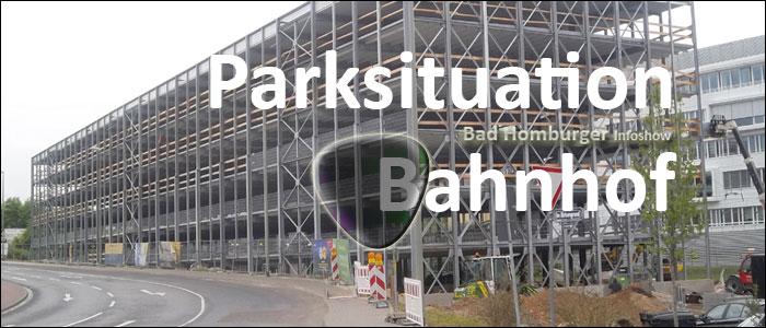 Banner Bahnhof Parken