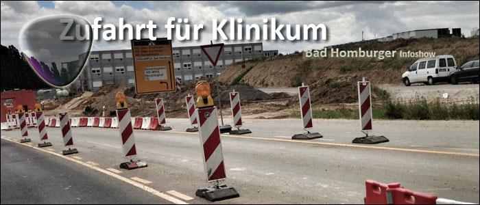 Titelbild zu Stadt baut Zufahrt für neues Klinikum