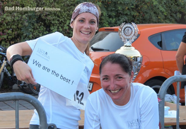 We are the best, AfterWork Run in Bad Homburg