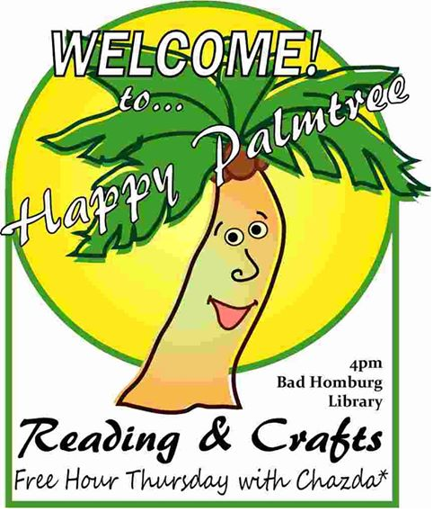 Happy Palmtree