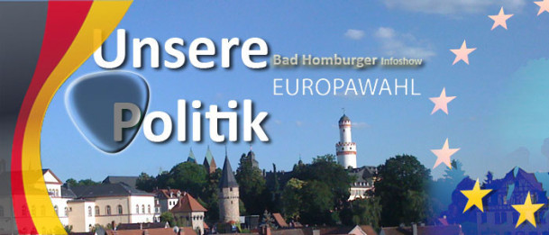 Europawahl in Bad Homburg - Teaser
