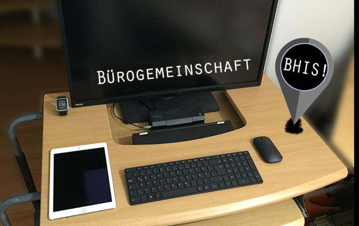 Bürogemeinschaft bei der denkform GmbH in Hofheim Wallau