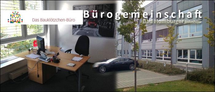 Bürogemeinschaft bei der denkform GmbH