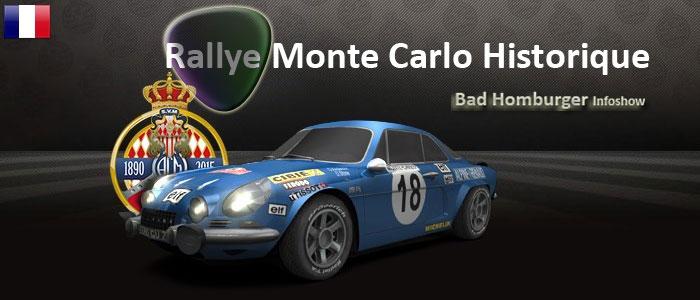 Rallye Monte Carlo Historique Header 2015