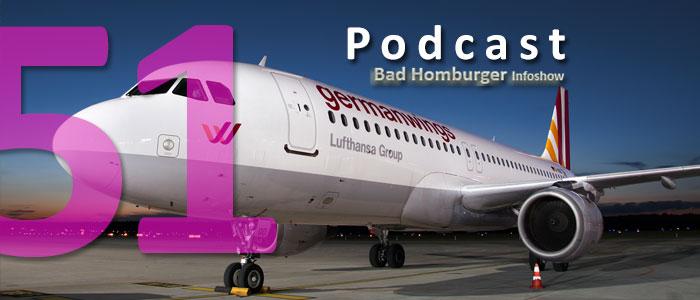 """Podcastsendung Nummer 51 mit Großbongardt, Luftfahrtexperte: """"Es ist auffällig und ungewöhnlich, dass bei gutem Wetter ein Flugzeug wie diese A320 in der Reiseflugphase abstürzt"""""""