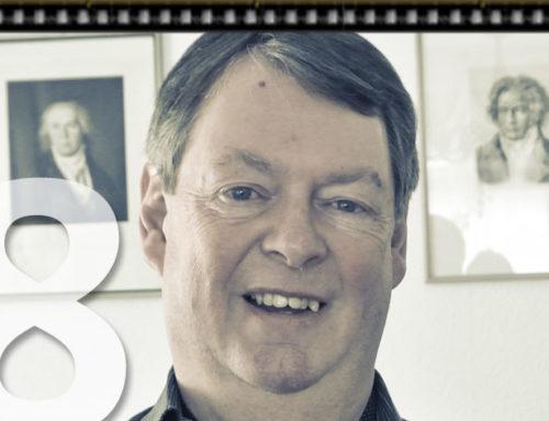 #V038 Der Pianist Rolf Kohlrausch in Menschen Über Bad Homburg