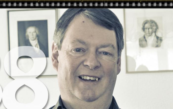 Beitragsbild zur Videoepisode V038 Pianist Rolf Kohlrausch