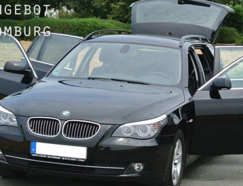 Angebot des Monats: BMW Familienfahrzeug