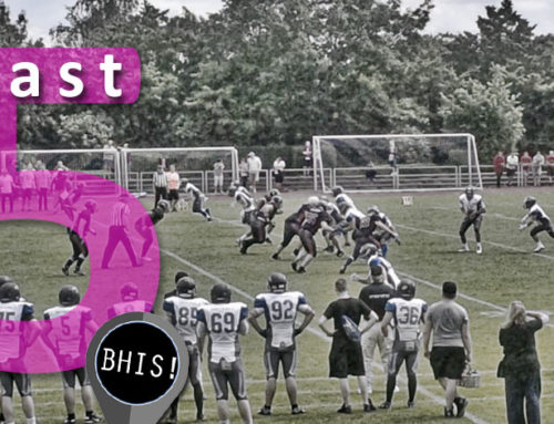 #055 Kommentar zum Finale der AFC Bad Homburg Sentinels [Football]