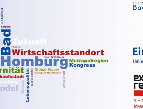 Starker Standort: Bad Homburg präsentiert Gewerbeflächen auf der Expo-Real 2015
