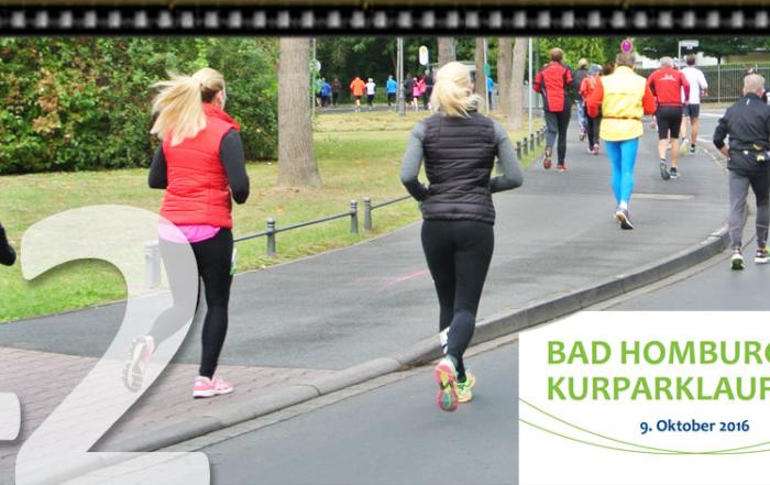 Beitragsbild zum Bad Homburger Kurparklauf