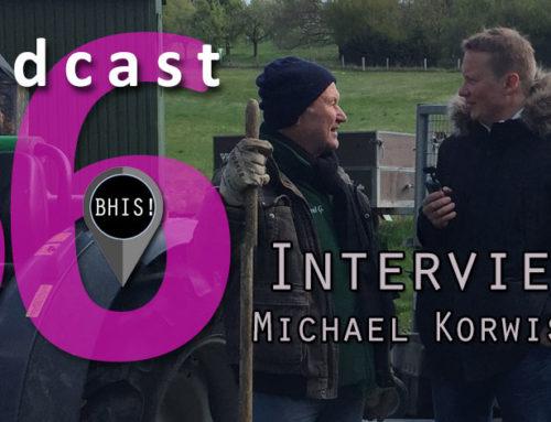 #056 Interview mit Michael Korwisi von der IKF zum Kälteeinbruch auf den Streuobstwiesen