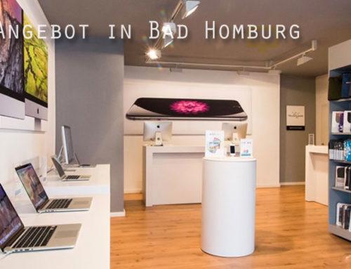 Lokale Angebote: MacBook Pro in der Herbstkollektion als Top Deal des Monats
