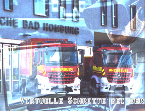 Virtuelle Ausbildung bei der Feuerwehr