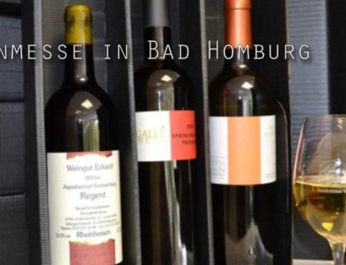 DIE WEINMESSE in Bad Homburg: Die Genuss- und Einkaufsmesse