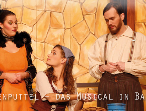 #V047 Kommt nach Bad Homburg: Aschenputtel – das Musical